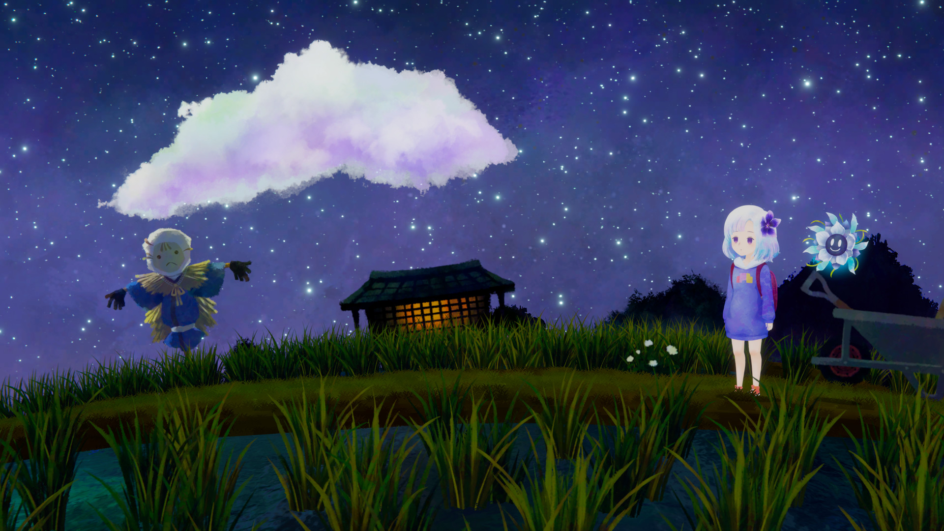 Sumire Is Now Available on PC And Nintendo Switch