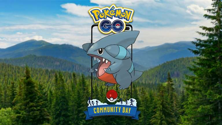 Gible Is The Star Of Pokemon GO Community Day On June 6th