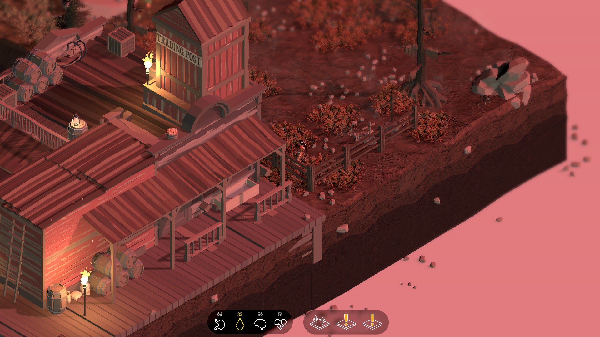 Above Snakes Demo Preview – Challenging Survival Game Where You Build The World