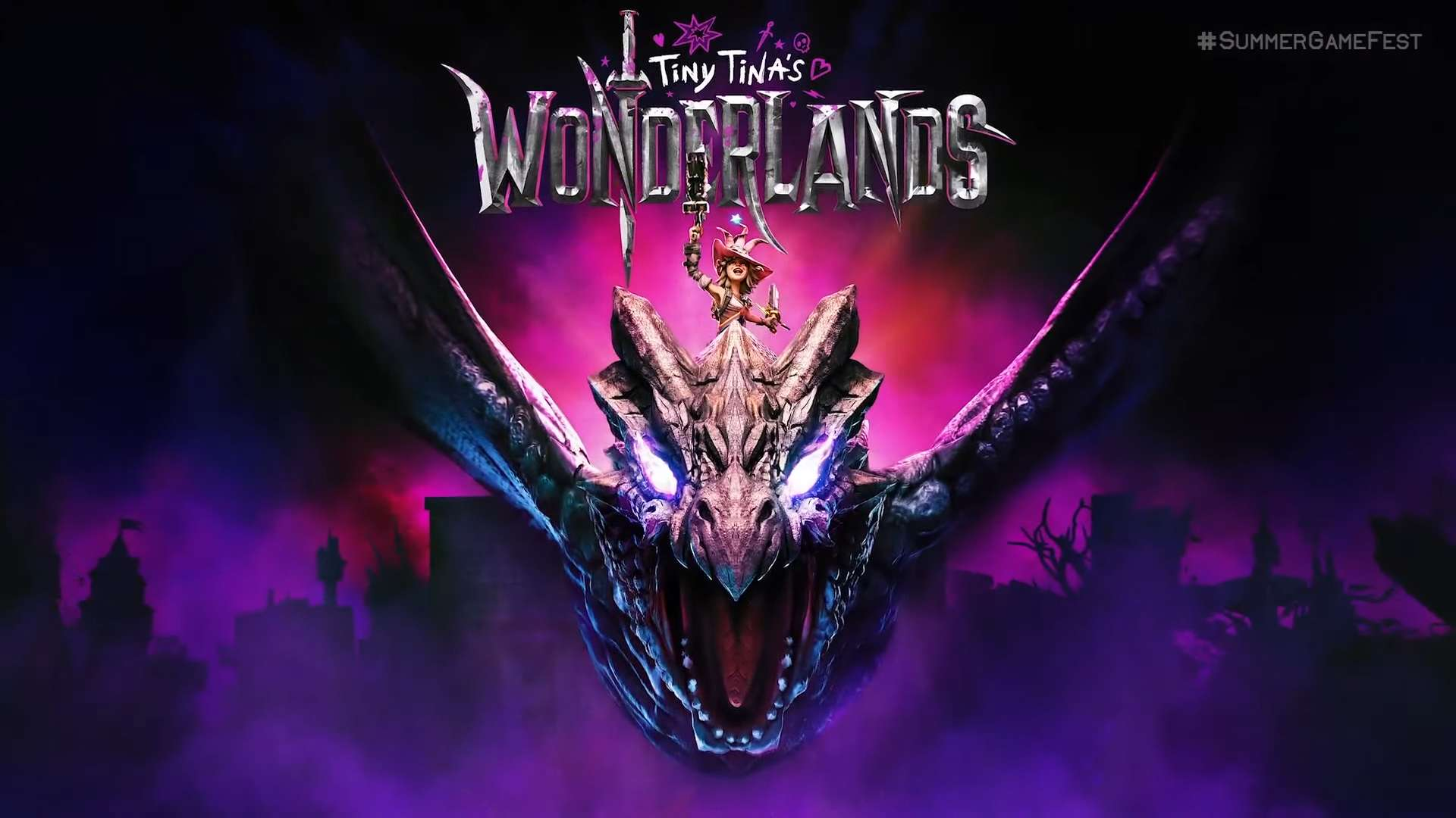 Tiny Tina's Wonderlands Is Fantasy Borderlands With Machine Guns, Dragons, And Sharks With Arms
