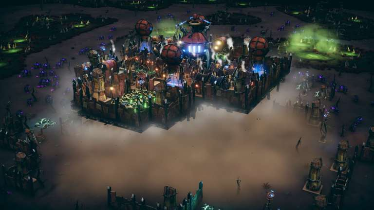 Dream Engines: Nomad Cities Is Headed For Steam Early Access