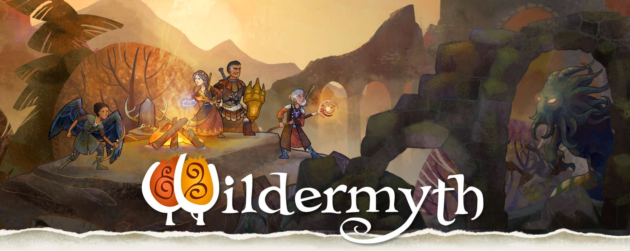 Wildermyth Review – Paper Cut Out Characters That You'll Get Weirdly Attached To
