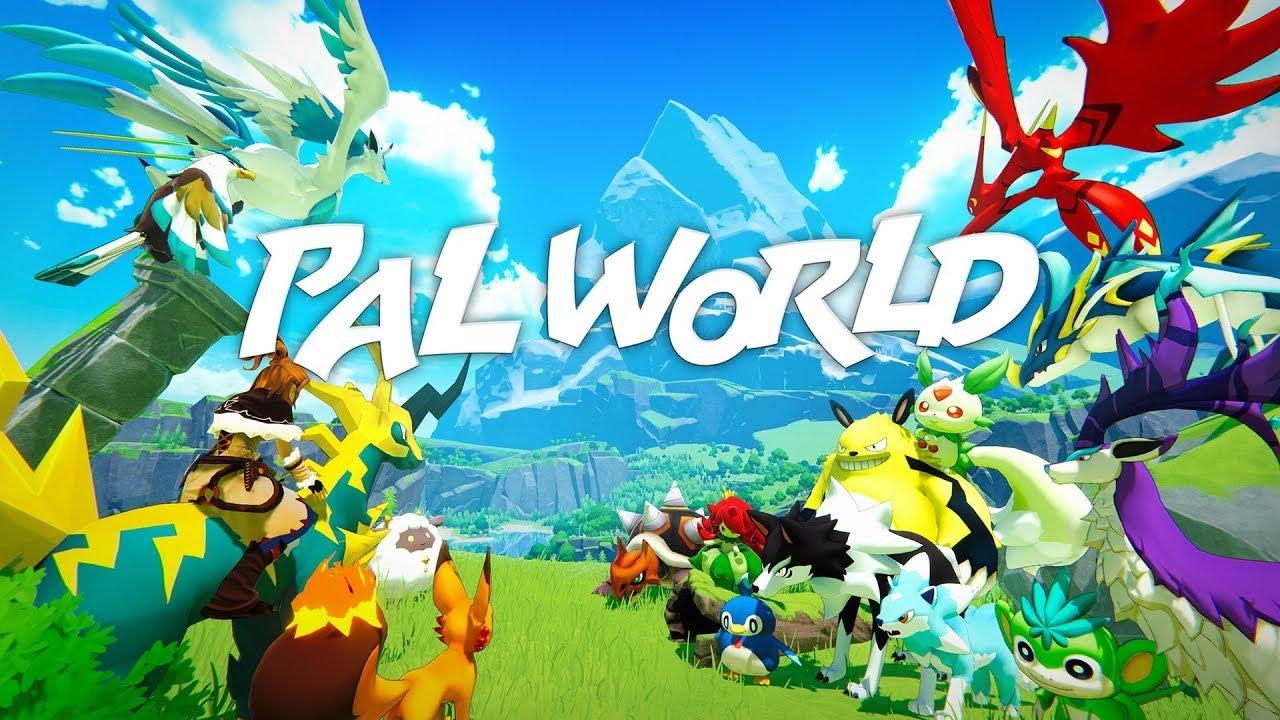 You Can Shoot Automatic Rifles In Palworld, A Different Take On The Creature-Collecting Genre