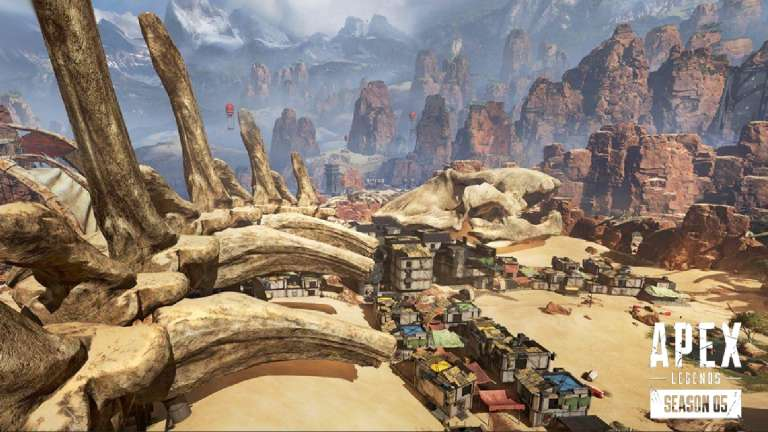 Skull Town Will Be An Arenas Map In Apex Legends
