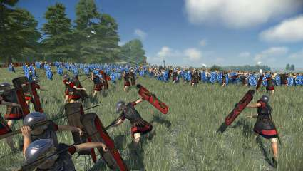 Large Total War: Rome Remastered Patch Improves Modding Support And Fixes Some UI Problems