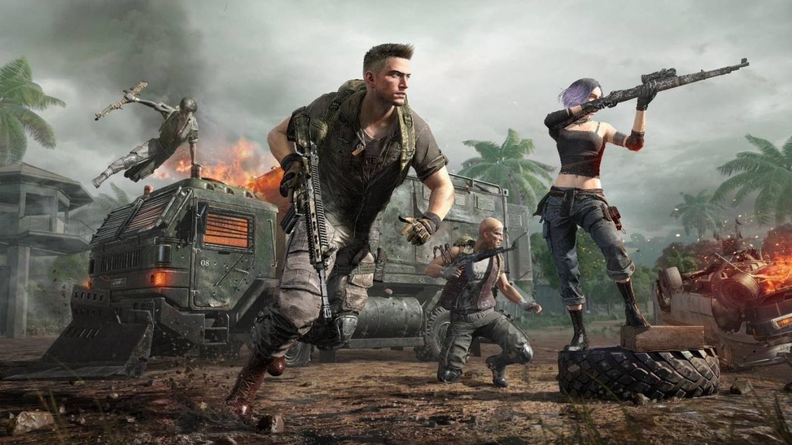 Free PUBG? Battlegrounds Should Have Gone Free-To-Play Years Ago